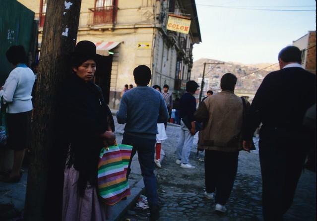 Melancholy, La Paz Bolivia   by Marcelo  Montecino