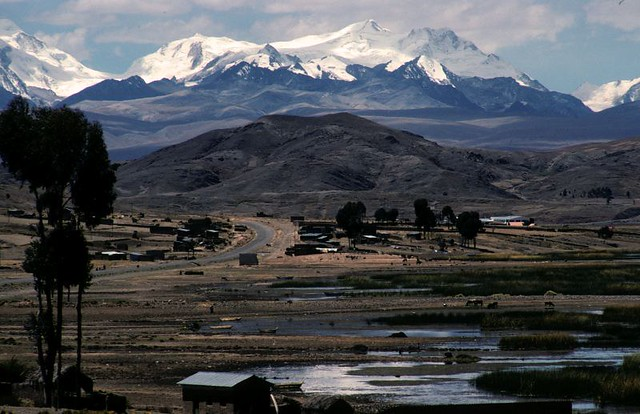 Andes in the highlands of Bolivia | by Marcelo  Montecino