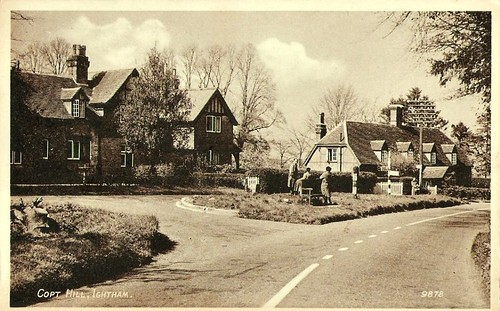 Pcard_006_Ightham | by Ennor