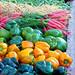 Solvang CA Street Market