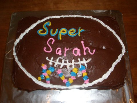 Birthday Cake Sarah Marchand Review