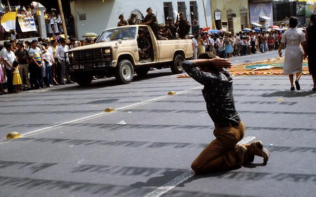 Papal Visit, San Salvador, El Salvador 83 | by Marcelo  Montecino