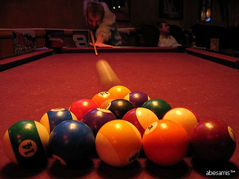 billiards | by fictures