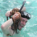 Michael Porter Snorkeling in Moorea with Octopus