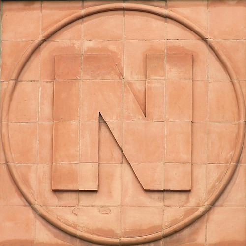 letter N | by Leo Reynolds