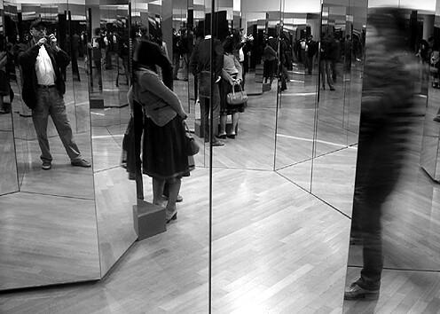 room full of mirrors | National Museum of Modern Art ... - photo#15