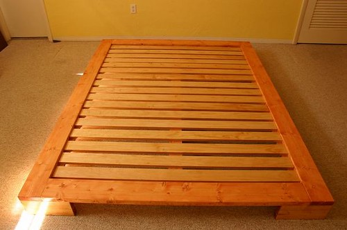 Woodworking build platform bed PDF Free Download