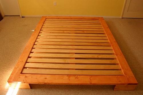 Build Platform Bed Pdf Woodworking