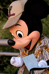 Mickey Mouse Autograph | by disneymike