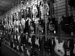 electric guitars | by fictures