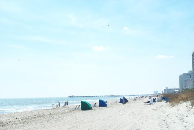 Springmaid Beach Sc