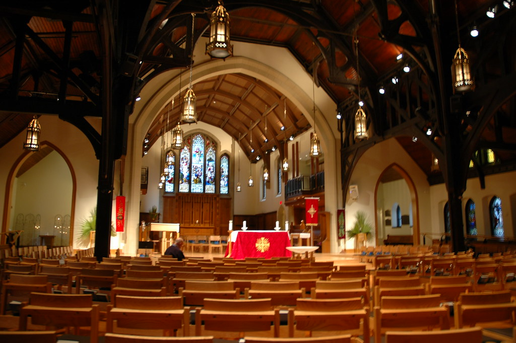 Christ Church Shooting Hd: Christ Church Cathedral In Vancouver