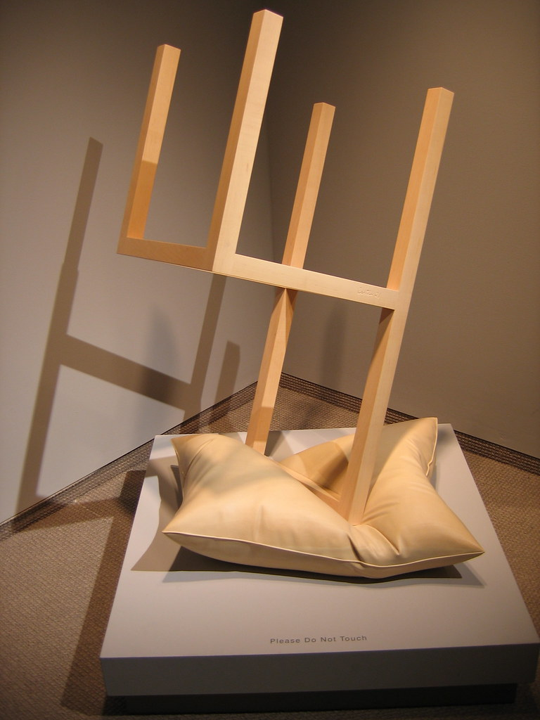 Good Wendell Castle Upside Down Chair | Most Visitors Have To Loou2026 | Flickr