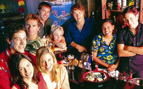 the secret life of us that s an amazing cast of aussie