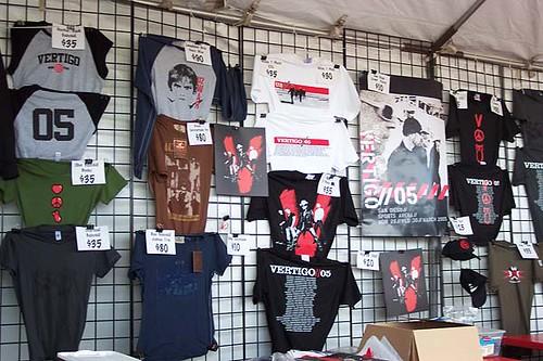 Fall Tour Merchandise