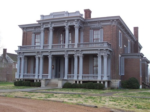 Two Rivers Mansion Built In 1859 Nashville Tn Wendy