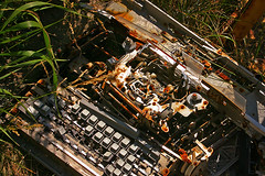 broken_typewriter copy | by wvs