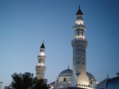 Masjid Quba Mosque Of Quba Muhammad Ghouri Flickr