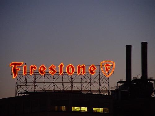 Firestone Factory Akron Oh Usa Zen Sutherland Flickr