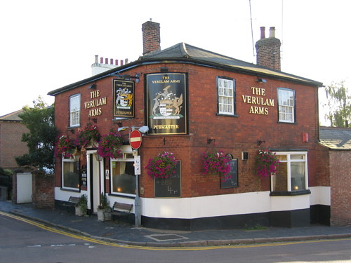 Pubs And Restaurants In St Albans