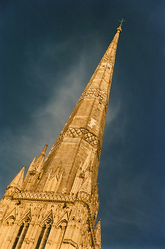 Spire, Salisbury Cathedral | by Cameron Booth