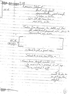 DoD staffer's notes from 9/11 - 2:40 PM | by Old Lystra