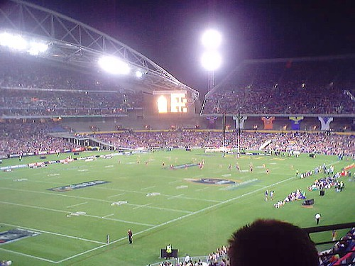 ARL Grand final sept 2001 | by yewenyi