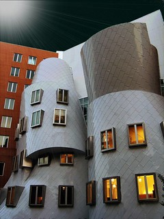 Gehry @ MIT | by Ishrona