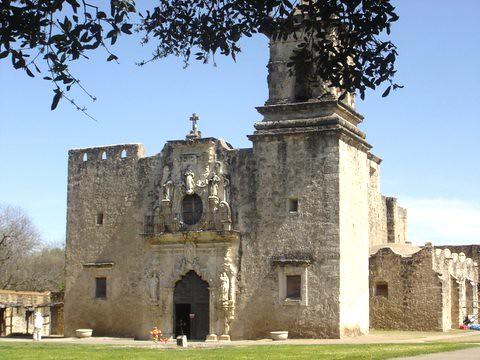 Misiones De San Antonio Texas Misiones De San Antonio