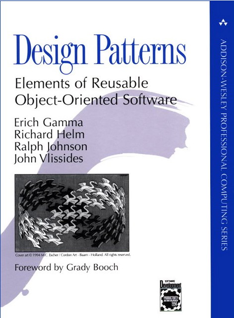 Design Patterns Elements Of Reusable Object Oriented Software St Edition