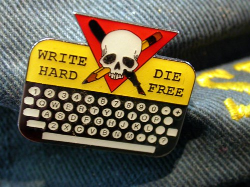 Write hard, die free | by yksin