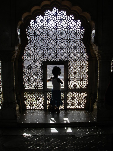Girl at Amber Fort, Jaipur, India | by LeeLeFever