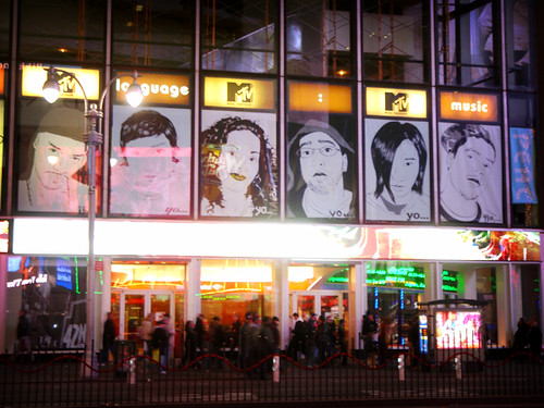 MTV Times Square | by wooohooo