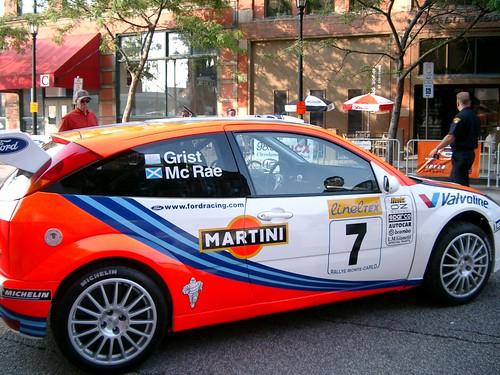 Colin McRae's Ford Focus WRC | WRC Ford Focus (euro spec) fo… | Flickr