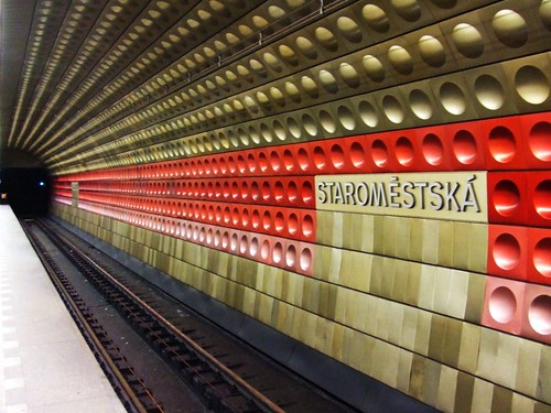 Prague Metro Station | by just.in