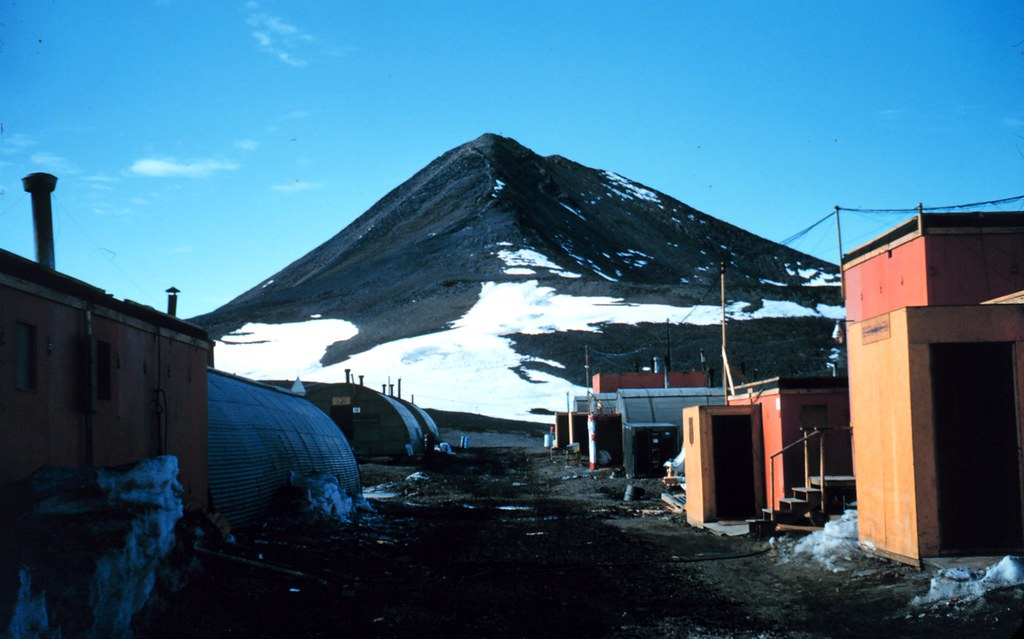 mcmurdo station single guys The world's most southerly atm: an interview with wells fargo's david  on down there at mcmurdo station didn't want to  for the six guys after they.