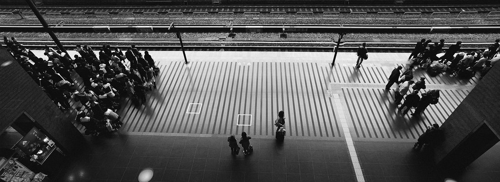 Kyoto Platform Waiting