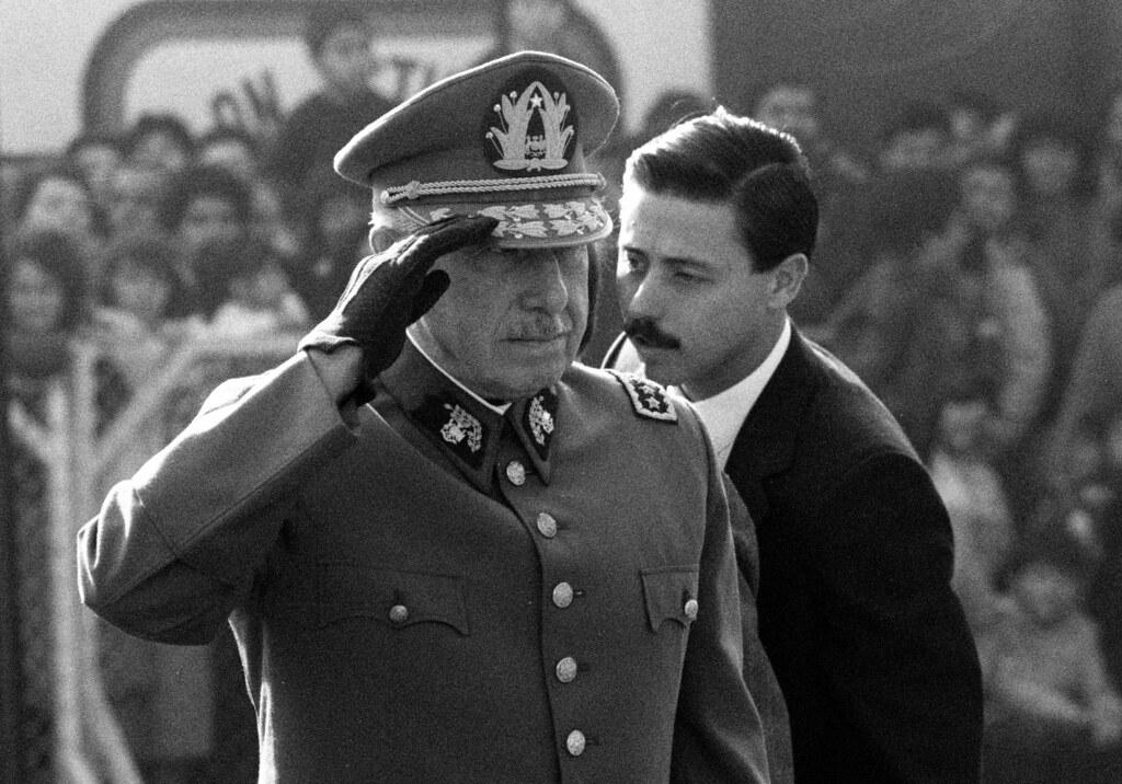 Augusto Pinochet, San Bernardo, Chile, 86 -15 | by Marcelo  Montecino