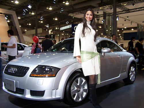audi tt girl flickr photo sharing. Black Bedroom Furniture Sets. Home Design Ideas