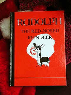 Rudolph the Red-Nosed Reindeer | by oange