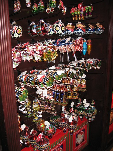 Radko Holiday Centerpiece : Christopher radko christmas decorations if we had hung
