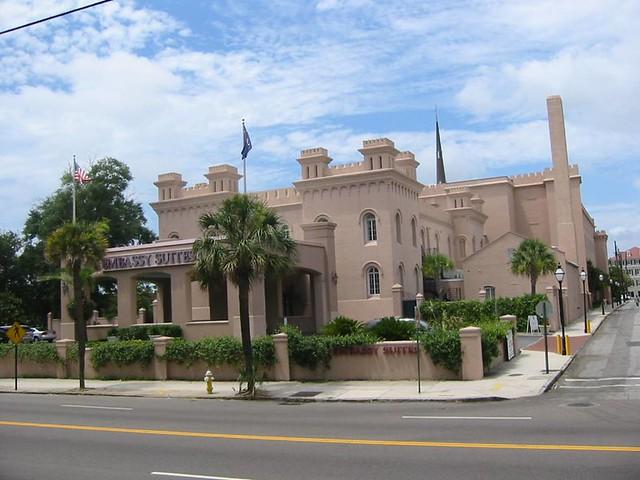 Embassy suites in old citadel charleston south carolina for R kitchen south carolina