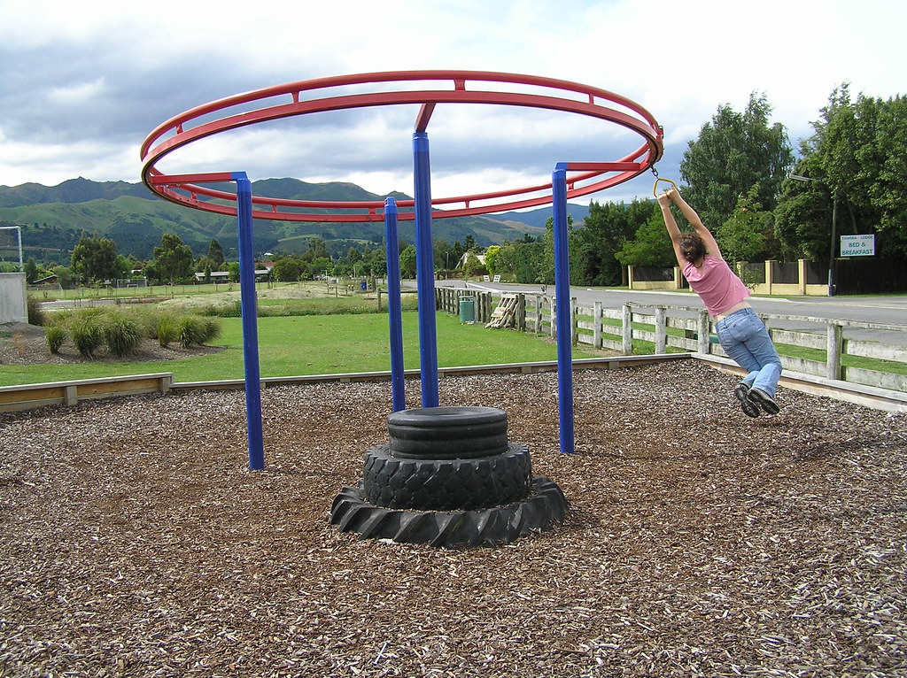 Oxford Coolest Playground Equipment Ever 6 Stevelyn