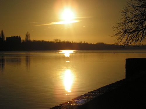 Goldener Morgen im Winter | by 5mal5