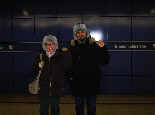 Scemi a Brudermülstraße
