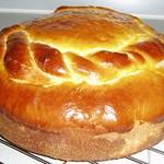 Massa Sovada – Portugiesisches süßes Brot