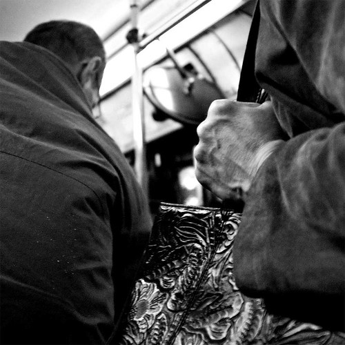 On a Crowded Bus | by gnevets88