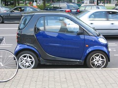 smart car Berlin | by Jane Tierney