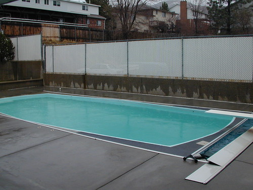 how to open a pool for the first time