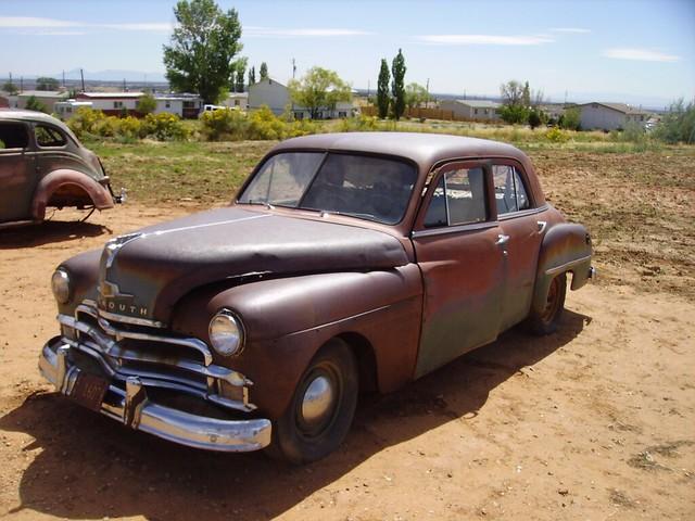 1950 plymouth 4 door sedan some where between for 1950 plymouth 2 door sedan